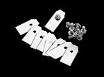 Image de HUSQVARNA LAMES DE RECHANGE EXTRA GROSSE 9 PIÈCES 0.60MM